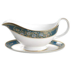 Royal Doulton Carlyle Gravy Boat And Underplate 552208