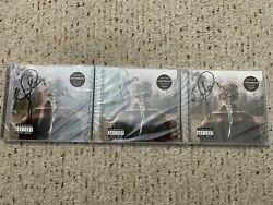 Taylor Swift Signed Auto Autograph Evermore Cd Album - Brand New Sealed