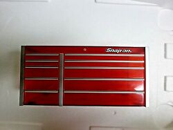 Snap On Mini Tool Box Plastic Container Collectible