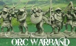 Wargames Factory Myths And Legends Mini Orc Warband New