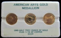 1980 American Arts Gold - Marian Anderson - Us Mint Issue Original Packaging