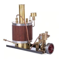 Mini Steam Engine Model With Boiler And Base Set Model Building Kits For Kids Ad
