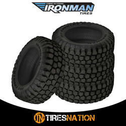 4 New Ironman All Country M/t 40x15.50r26/10 Tires