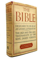 Ernest Sutherland Bates The Bible Designed To Be Read As Living Literature The O