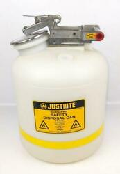 Just-rite 12755 Safety Disposal Can - 19l 5 Gallon