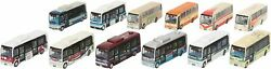 Tomytec The Bus Collection No.29 12 Buses Randomly Packed N Scale