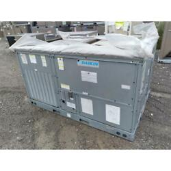 Daikin Dsg0480903dxxx 4 Ton 2 Stage Convertible Rooftop Gas/electric Ac 14 Seer
