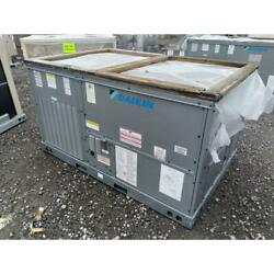 Daikin Dsg0481154bxxx 4 Ton 2 Stage Convertible Rooftop Gas/electric Ac 14 Seer