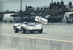 Jim Hall Hap Sharp Chaparral 2a Pole And Winner 1965 Sebring 12 Hours
