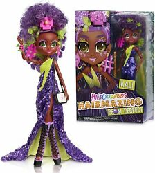Hairdorables Hairmazing Prom Perfect Fashion Dolls Kali 10.5 With 6 Surprises