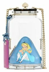Kate Spade New York Alice In Wonderland Bottle Crossbody Bag New With Tag