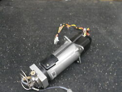 Lin Engineering 4118l-03e-02r0 1.2a Stepping Motor And Rv703-104 8 Port Valve