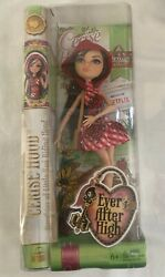 Ever After High Cerise Hood Retired Doll In Original Packaging Perfect Condition