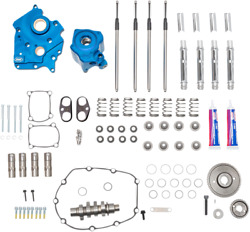 S And S Cycle 550 Gear And Chain Cam Chest Kit Oil Cooled 310-1083a