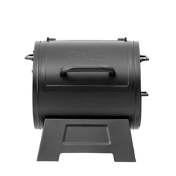 Char-griller Portable Charcoal Grill Adjustable Air Vents Removable Ash Catcher
