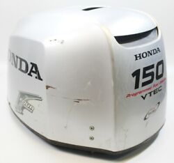 63100-zy6-030za Honda Pre-1997 And Up Vtec Engine Cover Cowling Hood 115 135 150hp