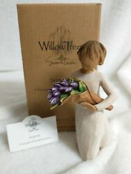 Willow Tree Surprise...a Bouquet Of Wonderful Wishes 27788 Nib Free Shipping
