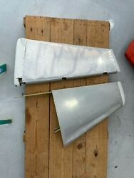 Vanand039s Aircraft Rv-6 Vertical Stabilizer And Rudder
