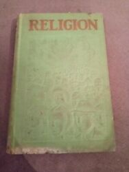 Religion By J.f. Rutherford 1940- Hardcover- Antiquarian