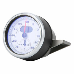 Dashboard Gauge Clock Modification Replacement For 2010-2016white