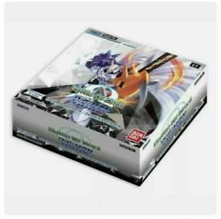 Digimon Tcg Battle Of Omni Booster Box New Factory Sealed English