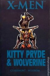 X-men Kitty Pryde And Wolverine Hc 1-1st Vf 2008 Stock Image