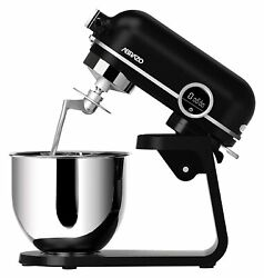 Stand Mixer Tilt Head Food Mixer 5.2 Litres Bowl 8 Speed Bowl Stainless Steel