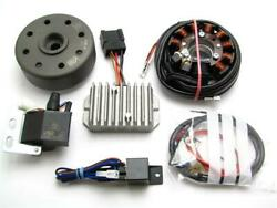 Powerdynamo Vape Ignition System Stator For Dkw 49-52 125w 39-44 Rt 125 Wh Dc