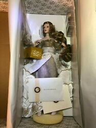 Franklin Heirloom Dolls - Mint Guinevere Queen Of Camelot Doll 18 With Og Box