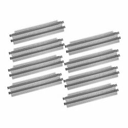 Stainless Steel Grill Heat Plates Heat Shield Burner Cover, Bbq Gas Grill