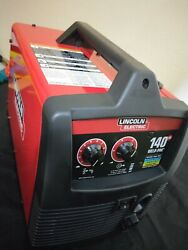Lincoln Electric 140 Hd Weld-pak 110 Welder K2514-1 Mig Wire Feed New