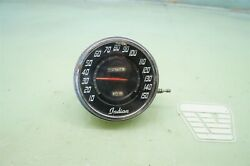 1940and039s Or 1950and039s Indian Chief Speedometer Stewart Warner 150 Mph Nice 2464