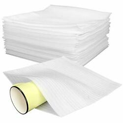 7.8x 7.8inch Foam Pouches 50 Count China Moving Supplies For Packing/shipping...