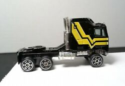 Kidco Tough Wheels Diecast Toy Car Truck Vtg Moc 1981 Pacer Cabover Semi