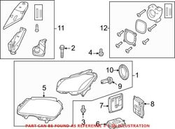 Genuine Oem Front Right Headlight Assembly For Mercedes 2188205261