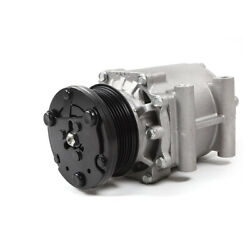 Ac Compressor A/c For Ford Explorer Expedition Crown Vic E Series 5.4l 4.6l