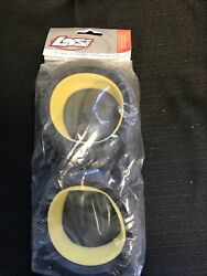 Losi 1/8 Pink Taper Pin Buggy Tires With Inserts Losa7761p