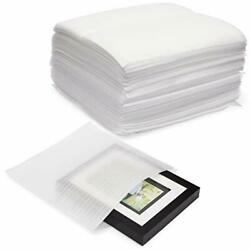 Okuna Outpost Foam Packing Pouches Moving Supplies And Shipping 11.8 X 11.8 I...