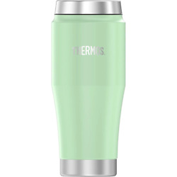 Thermos Vacuum Insulated Stainless Steel Travel Tumbler - 16oz - Frosted Mint [h