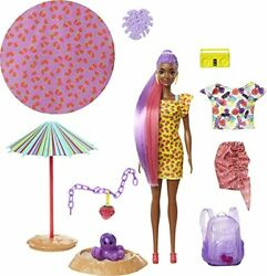 Barbie Color Reveal Foam Doll And Pet Friend With 25 Surprises May 1 2021 New