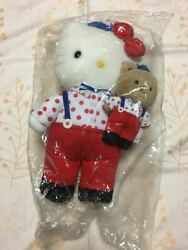 Sanrio Hello Kitty It's So Cute. Osaka Story Plush Toy Limited Edition Few There