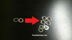 Ceramic Bearings For Crkt Panache, Crkt Knives Accessories