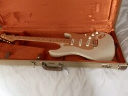 Fender 50th Anniversary Mary Kaye 2007 Stratocaster W/ Case Candy Tweed Case