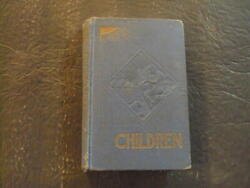 Children Hc J.f. Rutherford 1st Print 1941 Watchtower Bible Tract Socie Id68453