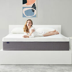 Full Size Memory Foam 8 Inch Mattress With More Pressure Relief - Bed In A Box