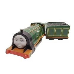 Thomas and Friends Motorized Emily Trackmaster Train Engine Working 2013
