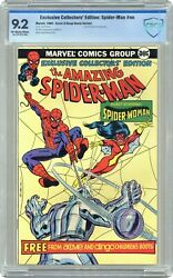 Amazing Spider-man Giveaway Acme And Dingo Childrenand039s Boots 1 Cbcs 9.2 1980