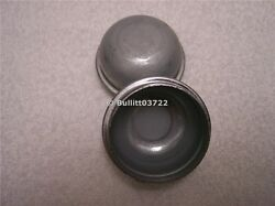 1965 1966 1967 1968 Ford Mustang Wheel Hub Grease Caps 2 Piece Set