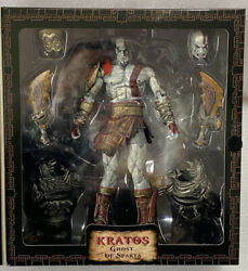 Neca God Of War 3 Ultimate Kratos 7 Action Figure 112 Game Collection Art Box