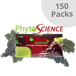 150 Packs Phytoscience Double Stemcell Apple Grape Plant Cell Extract Exp03/2023